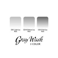 "Eternal ""Gray Wash Set 3"""