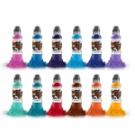 World Famous Ink - Primary Colour Set #2 -  30 ml / 1 oz